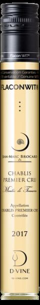 Chablis 1er Cru Montée de Tonnerre Domaine Brocard 2017