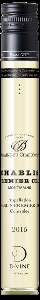 Chablis 1er Cru Montmains Domaine du Chardonnay 2015