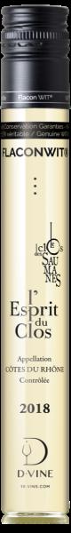 Côtes-du-Rhône Esprit du Clos Le Clos des Saumanes 2018