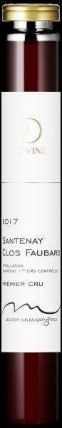 Santenay 1er Cru Clos FaubardDomaine Muzard Lucien et Fils 2017
