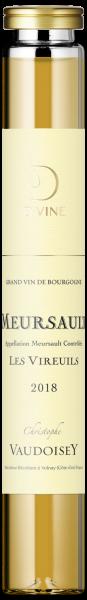 Meursault Les Vireuils Domaine Christophe Vaudoisey 2018