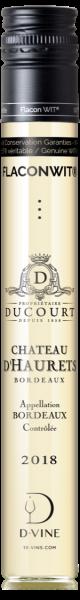 Bordeaux Blanc Château d'Haurets 2018