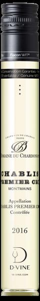 Chablis 1er Cru « Montmains » Domaine du Chardonnay 2016