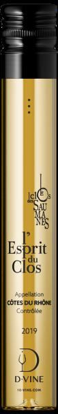 Côtes-du-Rhône Esprit du Clos Le Clos des Saumanes 2019