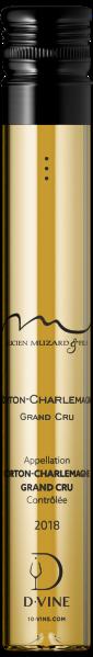 Corton-Charlemagne Grand Cru Domaine Muzard Lucien et Fils 2018