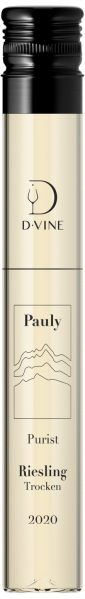 Allemagne Mosel Riesling Trocken Cuvée Purist Domaine Axel Pauly 2020