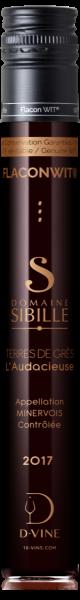 Minervois L'Audacieuse Domaine Sibille 2017