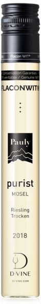 Allemagne Mosel Riesling Trocken Cuvée Purist Domaine Axel Pauly 2018