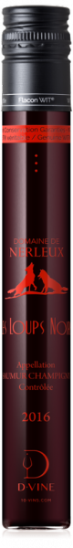 """Saumur Champigny"""" Les Loups Noirs"""" Domaine de Nerleux 2016"""