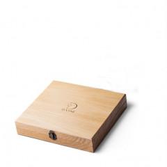 Coffret bois naturel D-Vine