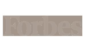 Logo Forbes gris