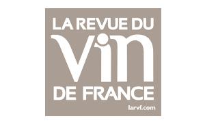 Logo La Revue du Vin de France gris